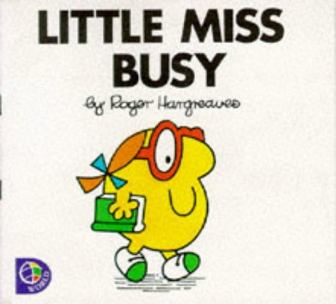 9780749838713: Little Miss Busy (Little Miss Library)