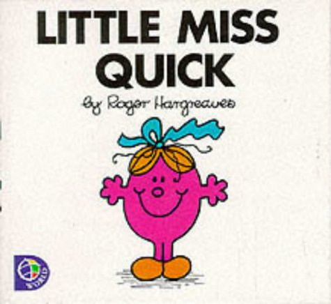 9780749838720: Little Miss Quick (Little Miss Library)