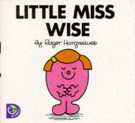 9780749838737: Little Miss Wise (Little Miss Library)