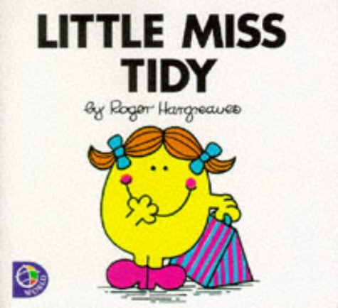 9780749838744: Little Miss Tidy (Little Miss Library)