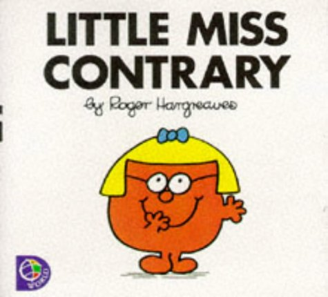 9780749838812: Little Miss Contrary (Little Miss Library)