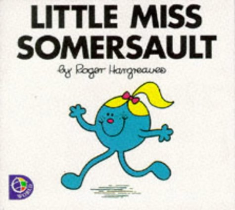 9780749838829: Little Miss Somersault (Little Miss Library)