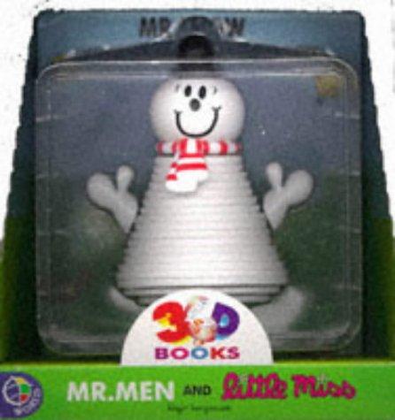 9780749839017: Mr.Snow (Mr. Men & Little Miss 3D Books)