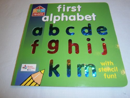 9780749840716: First Alphabet (I Can Learn)