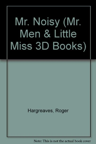 9780749842543: Mr. Noisy (Mr. Men Library)