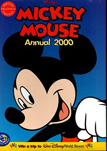 Mickey Mouse Annual 2000 (Annuals)