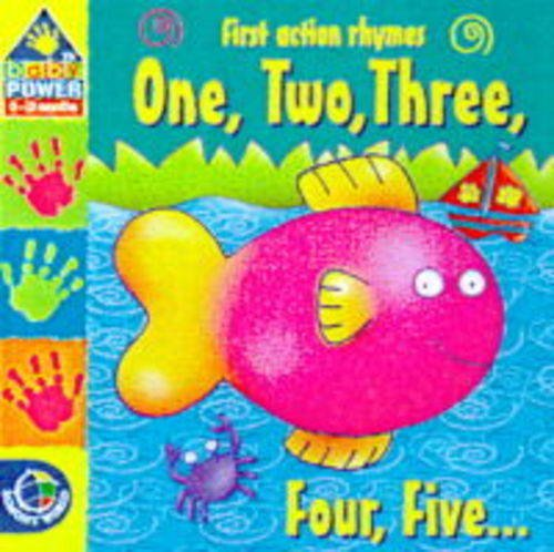 9780749846282: 12345, Once I Caught a Fish Alive (Baby Power) (Baby Power: Action Rhymes)