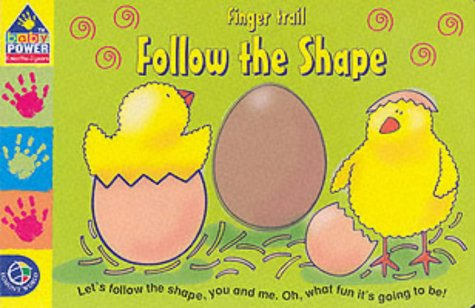 9780749846343: Follow the Shape (Baby Power: Finger Trail)
