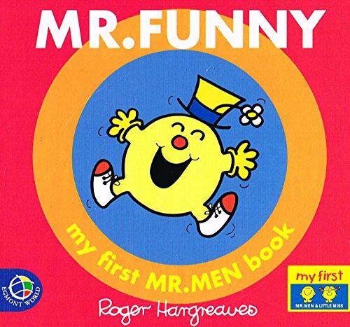 9780749849207: Mr. Funny : Board Book : (Mr. Men)