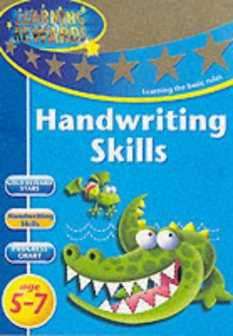 9780749851491: Handwriting Skills: Key Stage 1 (Learning Rewards)