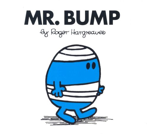 9780749851873: Mr. bump (Mr. Men Library)