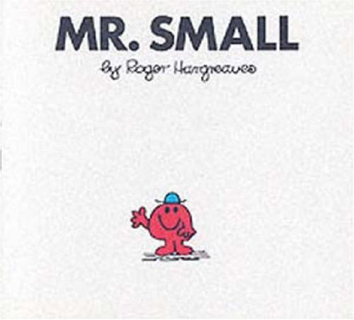 9780749851934: Mr. Small (Mr. Men Library)