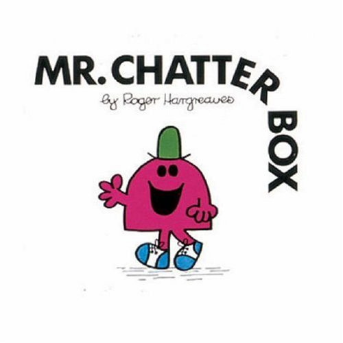 9780749852016: Mr. Chatterbox (Mr. Men Library)
