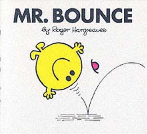 9780749852030: Mr. Bounce (Mr. Men Hardbacks)