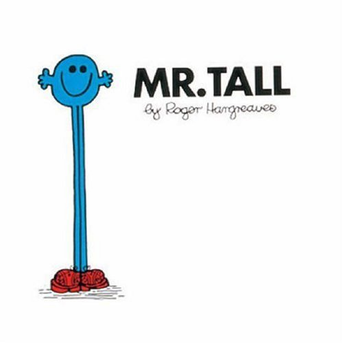 9780749852122: Mr. Tall (Mr. Men Library)