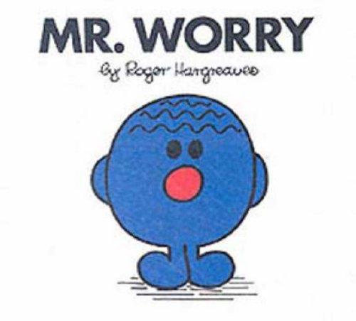 9780749852139: Mr. Worry (Mr. Men Library)