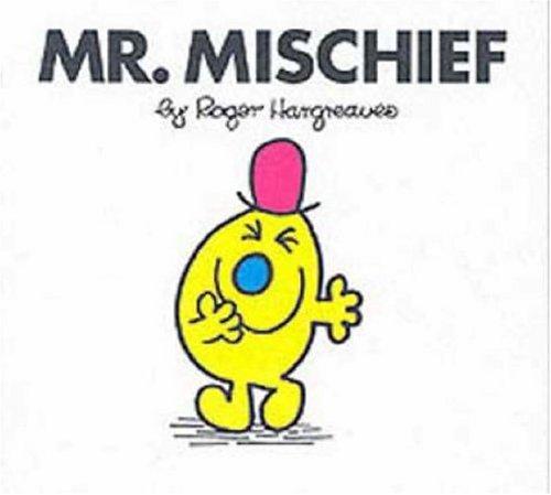9780749852177: Mr mischief (Mr. Men Library)