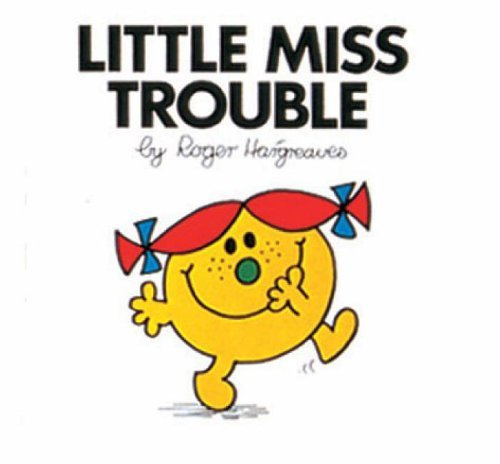 9780749852306: Little Miss Trouble (Little Miss library)