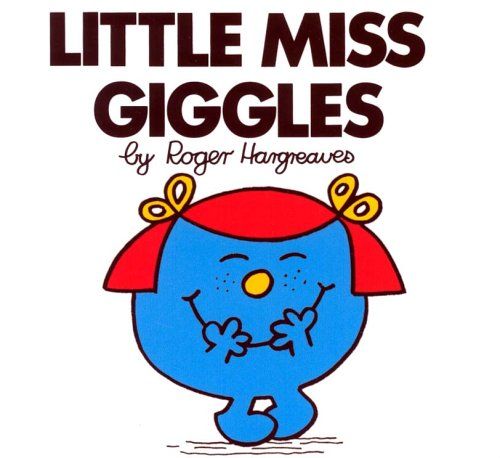 9780749852313: Little Miss Giggles (Little Miss Library)