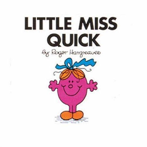 9780749852443: Little Miss Quick