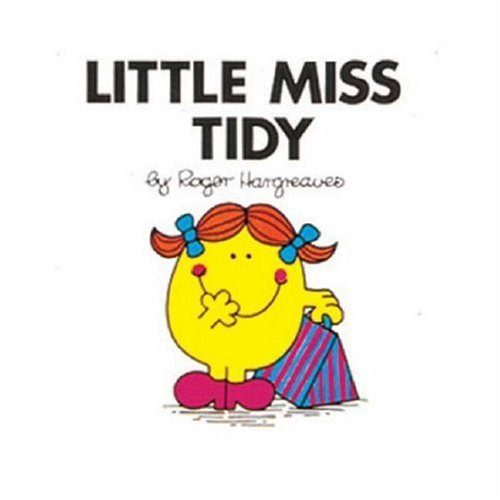 9780749852467: Little Miss Tidy (Little Miss Library)