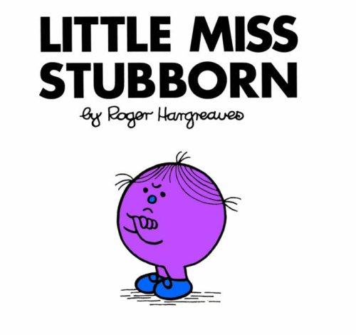 9780749852504: Little Miss Stubborn