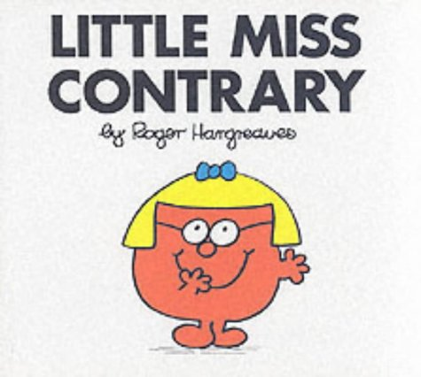9780749852535: Little Miss Contrary (Little Miss library)