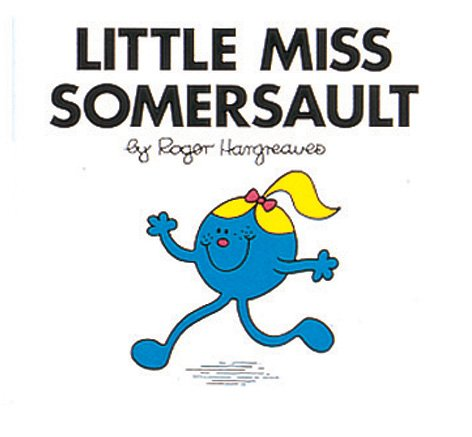 9780749852542: Little Miss Somersault (Little Miss Library)