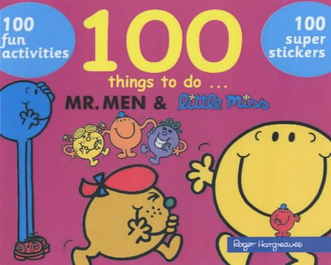 9780749856045: 100 Things to Do...Mr. Men and Little Miss