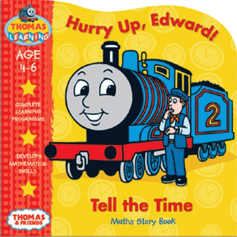 9780749857554: Hurry Up, Edward!: Maths Reading Book: Starting Maths with Thomas (Thomas Learning)