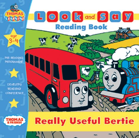 9780749857653: Really Useful Bertie (Thomas the Tank Engine Look and Say)