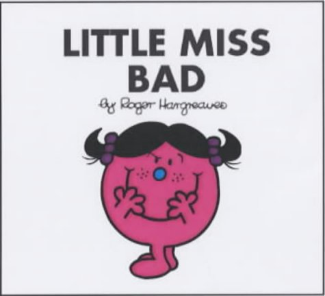 9780749858537: Little Miss Bad (Little Miss library)