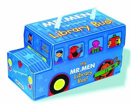 9780749859879: My Mr. Men Library Bus