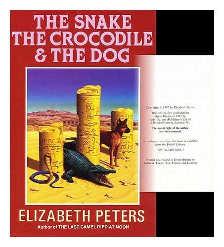 9780749901660: Snake, the Crocodile and the Dog