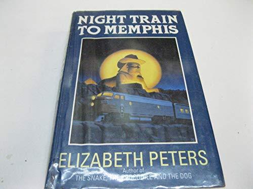 Night Train To Memphis: Peters, Elizabeth