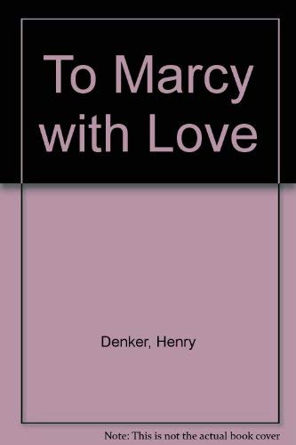 9780749903619: To Marcy with Love