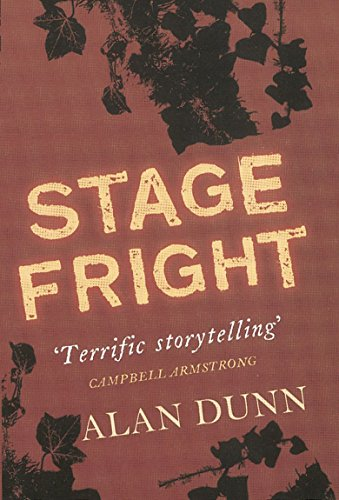 Stage Fright (0749908068) by Alan Dunn