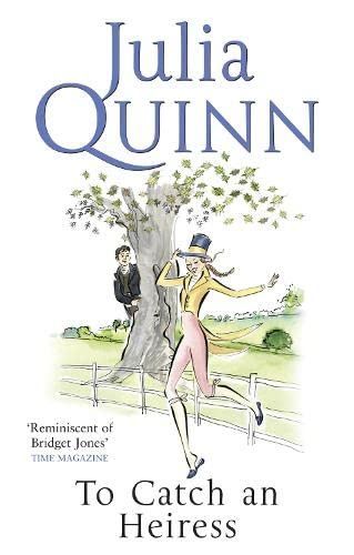 To Catch an Heiress (0749908823) by Julia Quinn