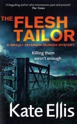 9780749909628: The Flesh Tailor (Wesley Peterson Series)
