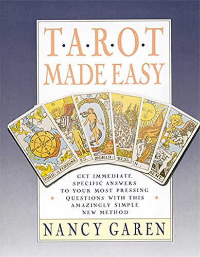 9780749910099: Tarot Made Easy: Get immediate, specific answers to your most pressing questions with this amazingly simple new method