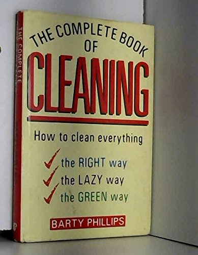 book how to clean everything