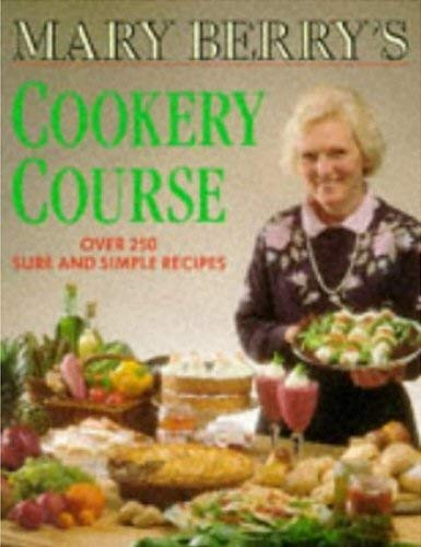 9780749910785: Mary Berry's Cookery Course