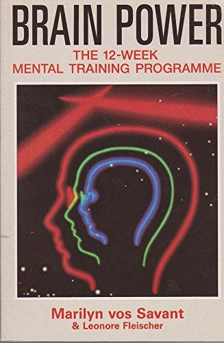 9780749911478: Brain Power: The 12-week mental training programme