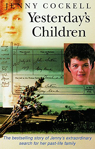 Yesterday's Children: The Search for My Family: Jenny Cockell