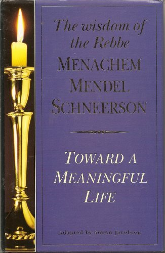 Toward a Meaningful Life: Wisdom of the