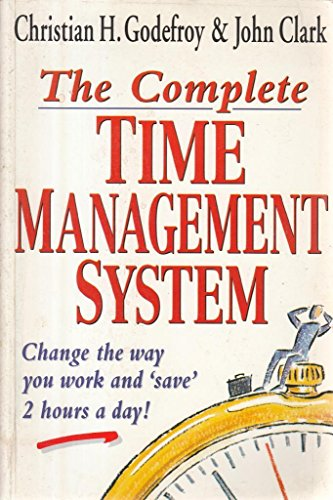 9780749916862: The Complete Time Management System