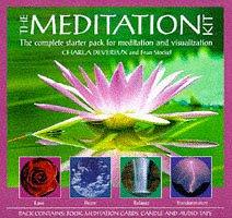 9780749917333: The Meditation Kit: Everything You Need for Meditation and Visualisation