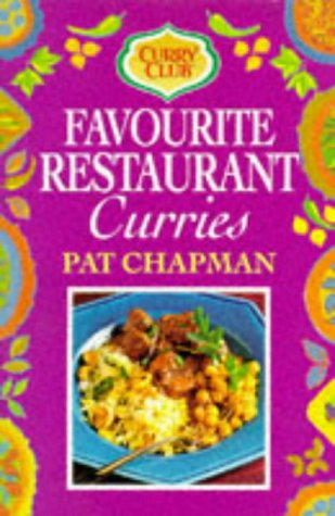 9780749917425: Favourite Restaurant Curries (Curry Club)