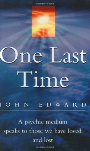 9780749919795: One Last Time: A psychic medium speaks to those we have loved and lost