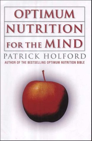 9780749922139: Optimum Nutrition for the Mind